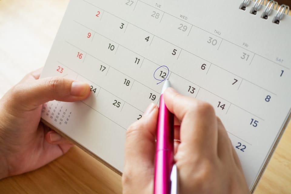 Zum Eisprungkalender
