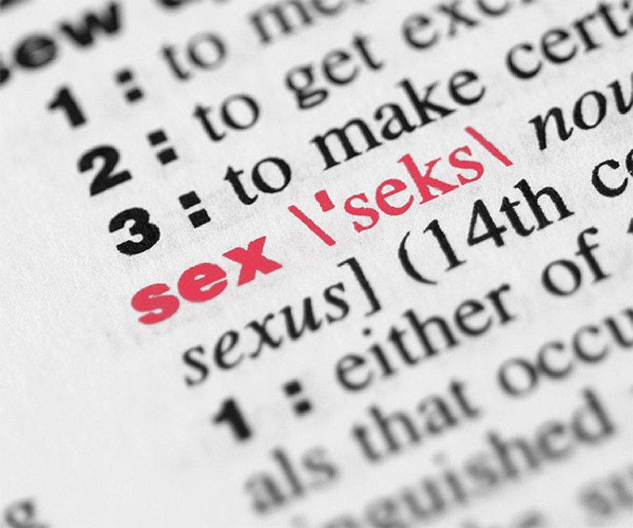 Sex-Lexikon: Von Aphrodisiaka bis Zoophilie
